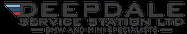 Deepdale Service Station Logo