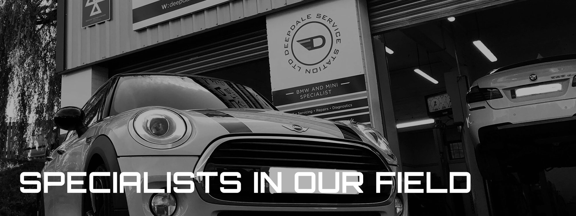 BMW MINI Specialist Servicing, Repairs and MOT Preston, Lancashire